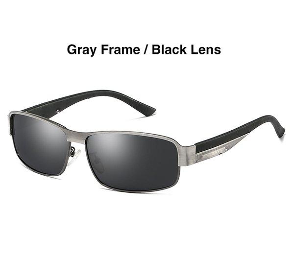 gris negro
