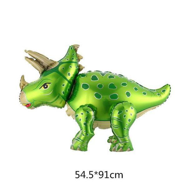 yeşil triceratops