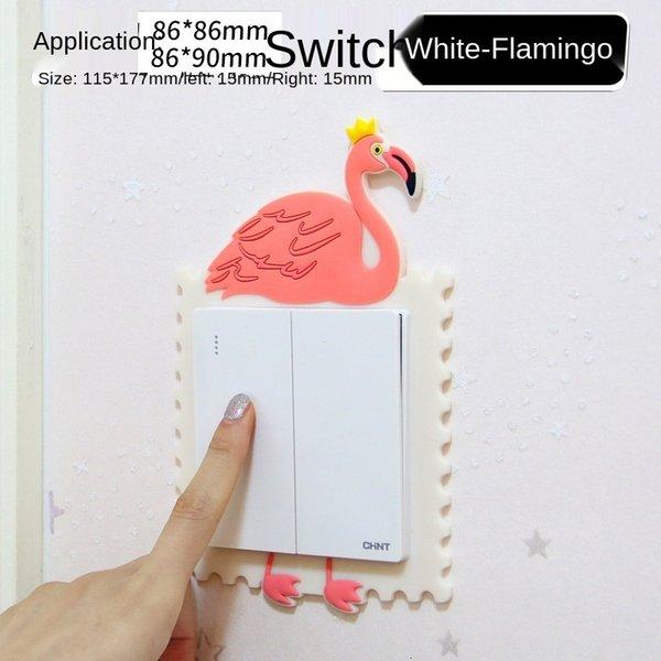 White Flamingo-Suitable