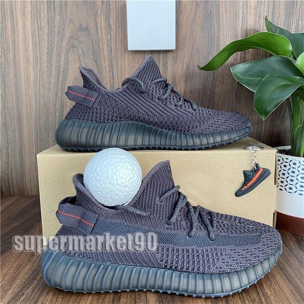 Chaussures noires réfléchissantes lacets