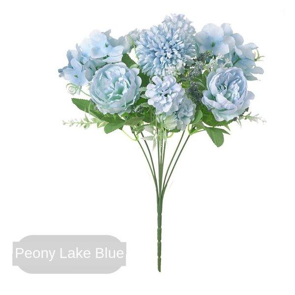 Peony Lake Blue