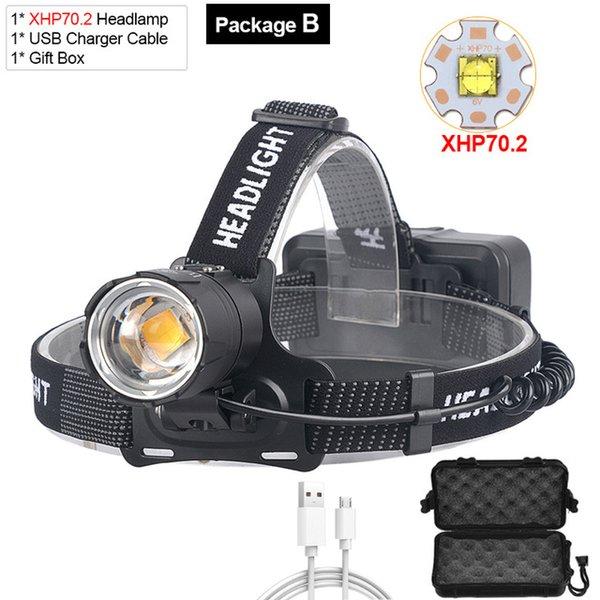 Package B White Light-6000k