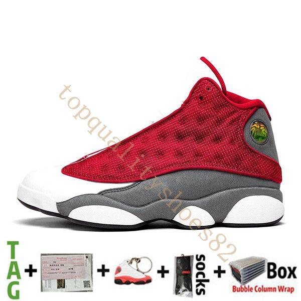 10 Red Flint
