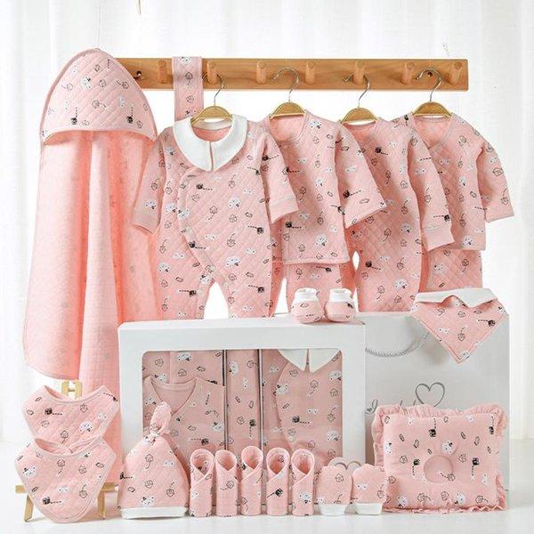 толстый розовый-22pcs