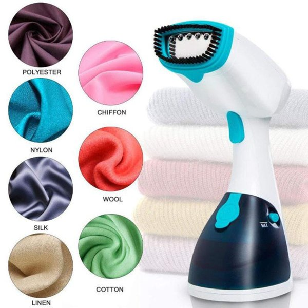 Handheld Iron Steamer for Clothes Garment Portable Mini Sall Steam Iron Wrinkles Remover Professional Hand Clothing Steamer Garment Steamers Home Appliances Cheap Garment Steamers.We offer the best wholesale price, quality guarantee, professional e-business service and fast shipping . You will be satisfied with the shopping experience in our store. Look for long term businss with you.