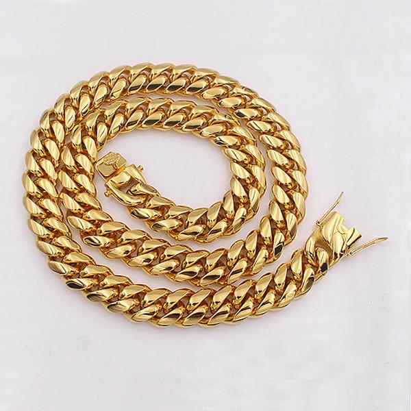 Gold 22cm Armband
