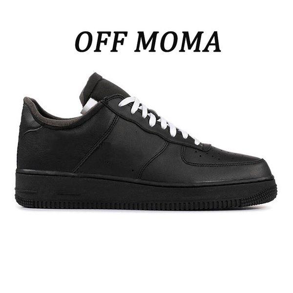 A2 OFFF-White Moma Leder