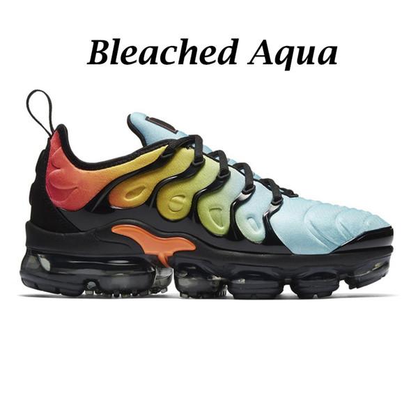 Aqua descorado
