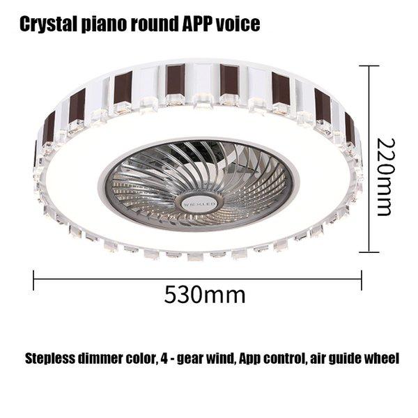 Kristallklavier-Runde