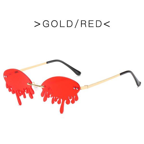 Vermelho de ouro
