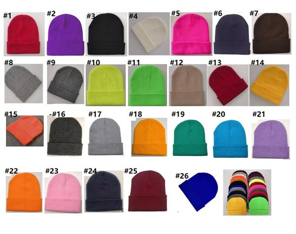 Choose colors from #1-#26