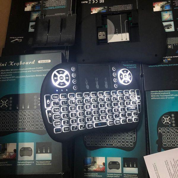 Beyaz aydınlatmalı yalnızca mini klavye
