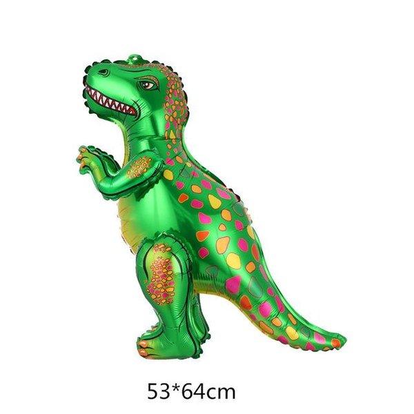 tyrannosaurus yeşil