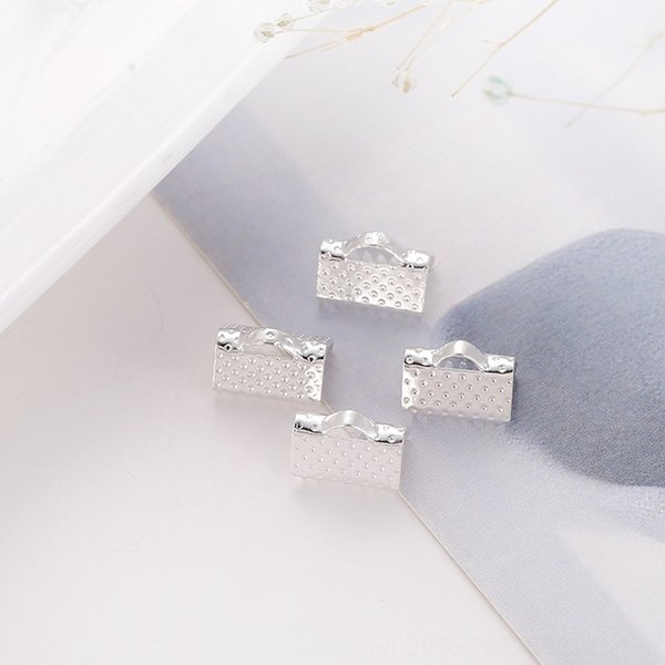 Silver-Высокое качество 10мм 1000 шт