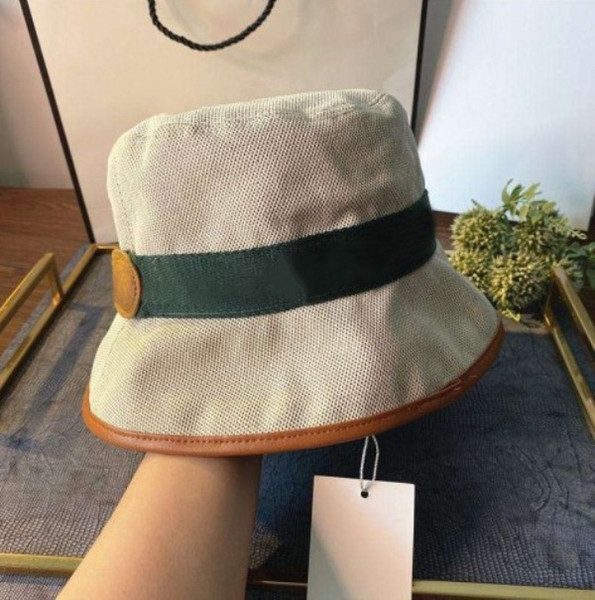 top popular Fashion Bucket Hat Cap Beanie for Man Woman Street Casquette Hats Top Quality Hot Sale 2021
