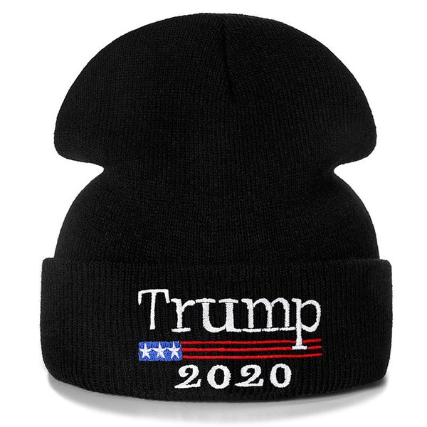 trump 2020 black