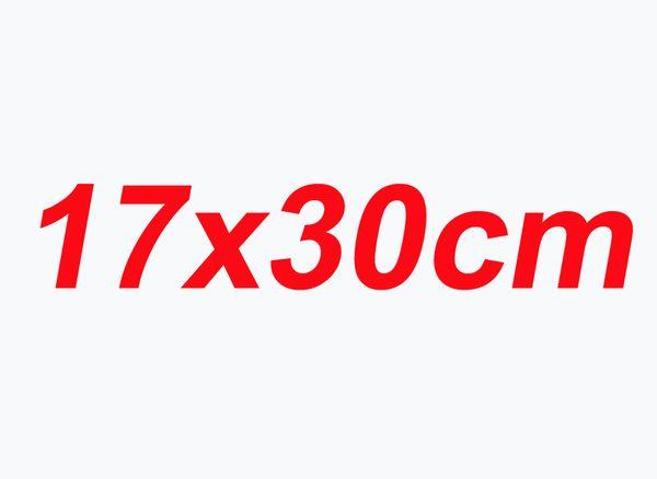 17x30cm