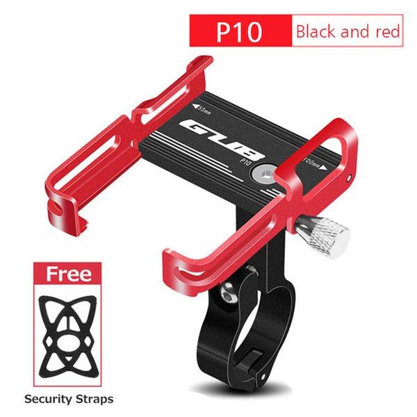 P10-Black red