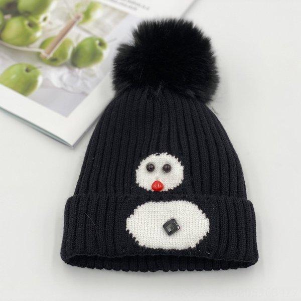 Снеговик Черный
