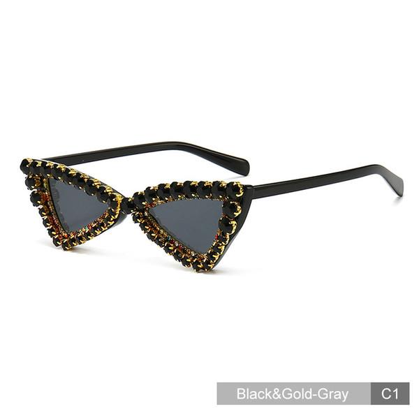 C1 Black Gold-Gray