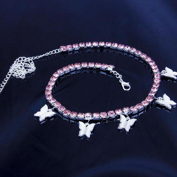 Silber Rosa China