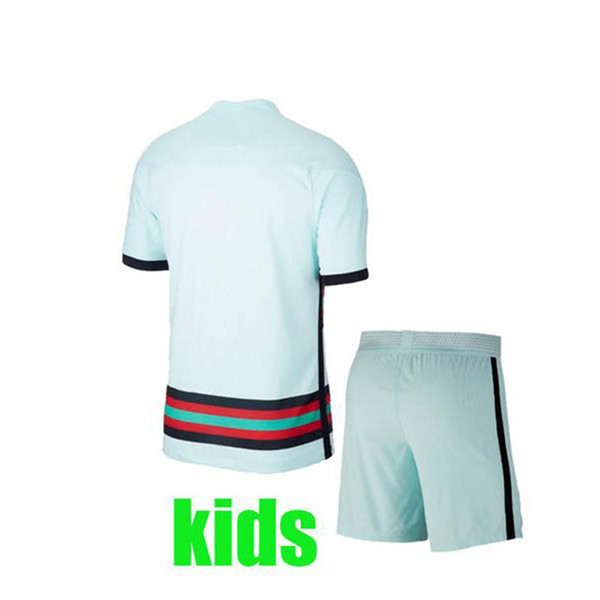 20/21 away kids kit