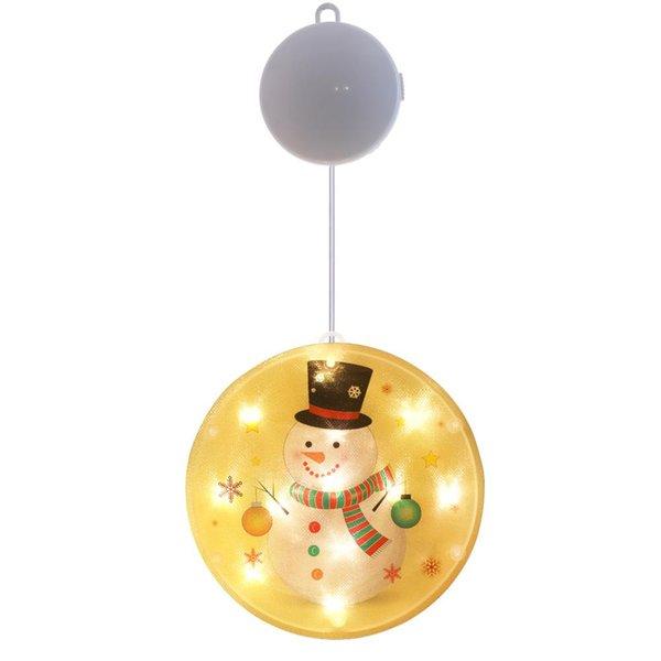 Round-boneco de neve