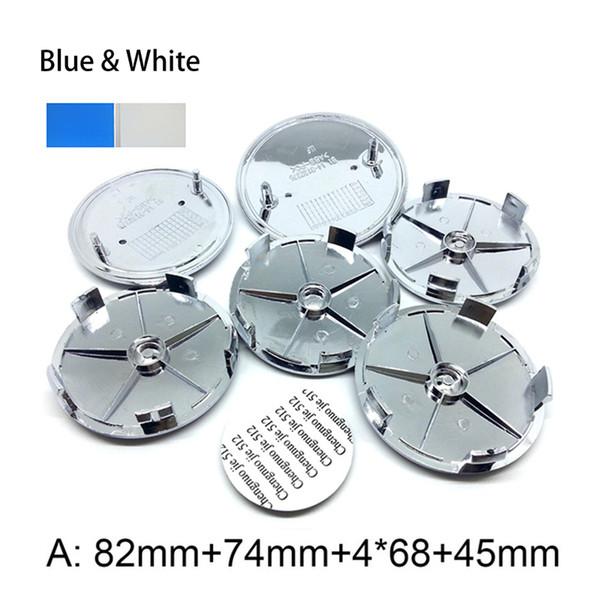 Mavi Beyaz 8274