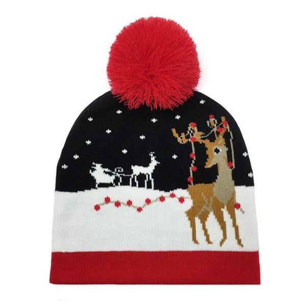 # 3 Cappello Berretti di Natale