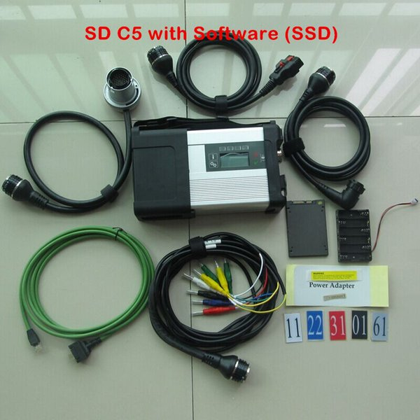 SD C5 com 240G SSD