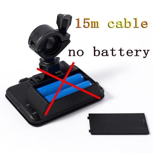 15m-no battery-DVR