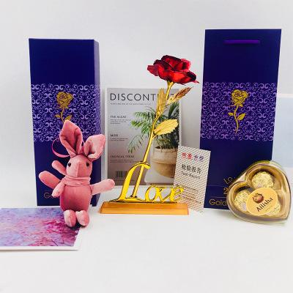 Red Rose (Gift Set)