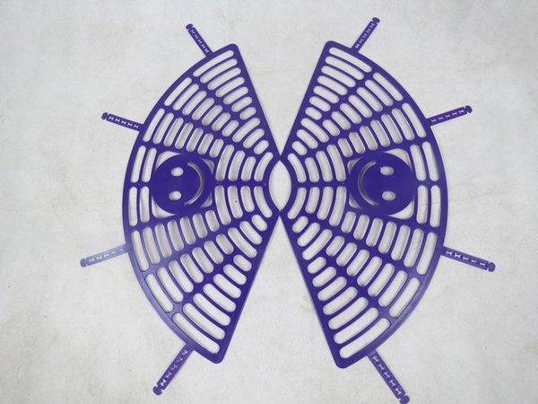 Pequeno Protective roxo Net
