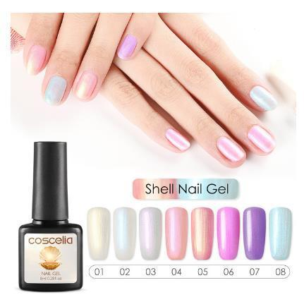 ONLY 8 Colors Gel
