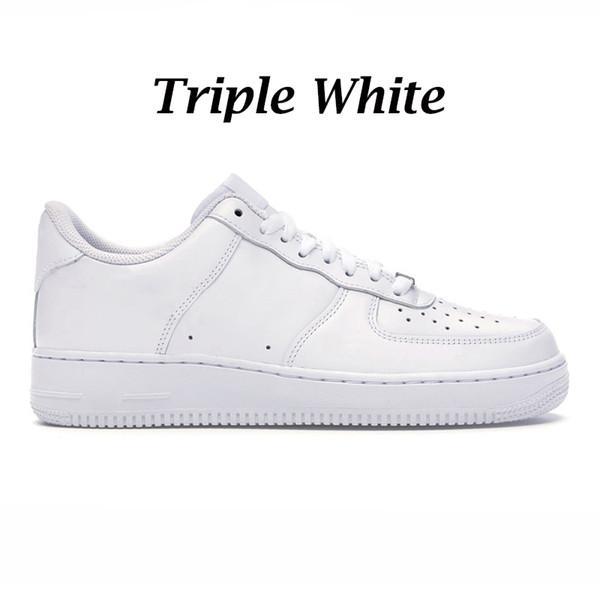 # 6 Dreifaches Weiß 36-45