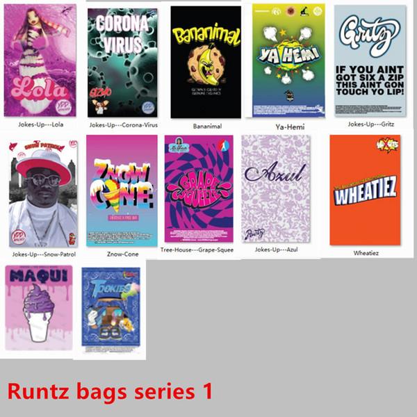 sacs Runtz série 1