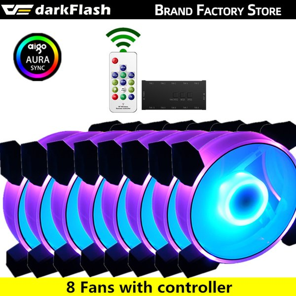 China 8fans and controller