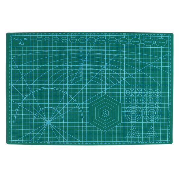 best selling A3 A4 A5 PVC Cutting Mat Self Heal Cutting Mat Patchwork DIY Crafts Cutting Board
