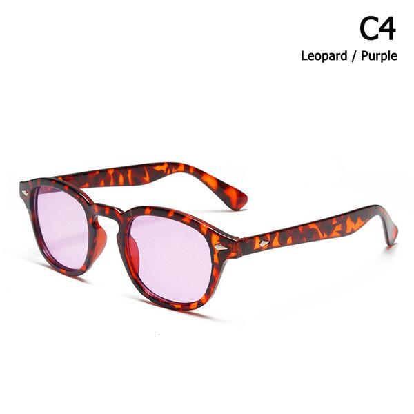 C4 Leopard Purple