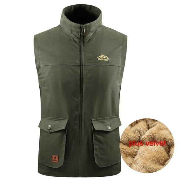 ArmyGreen Fleece