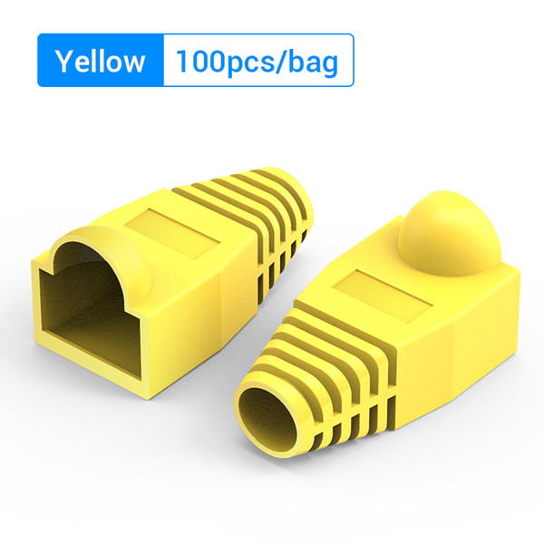 Yellow-100PCS