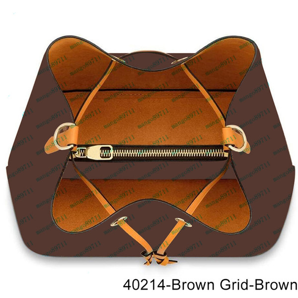 40213-Brown Grid-Brown