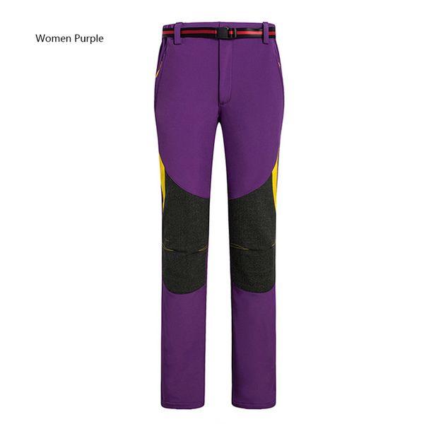 Женщины фиолетовый