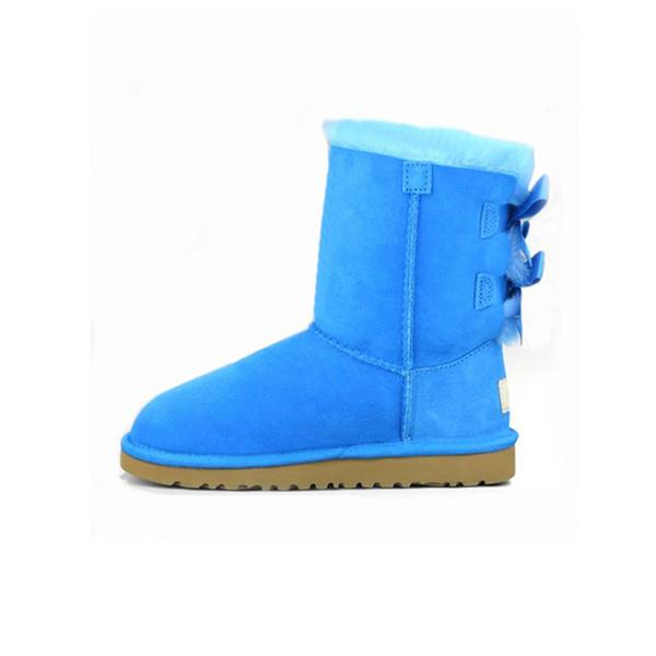 2 Bailey Bow - blu