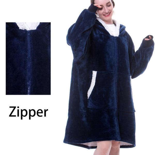 Zip mavi