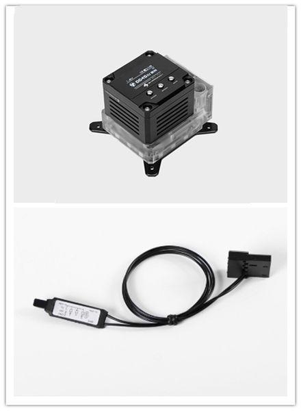 Manual control 5V INTEL