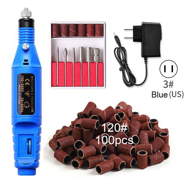 US Plug Blue8