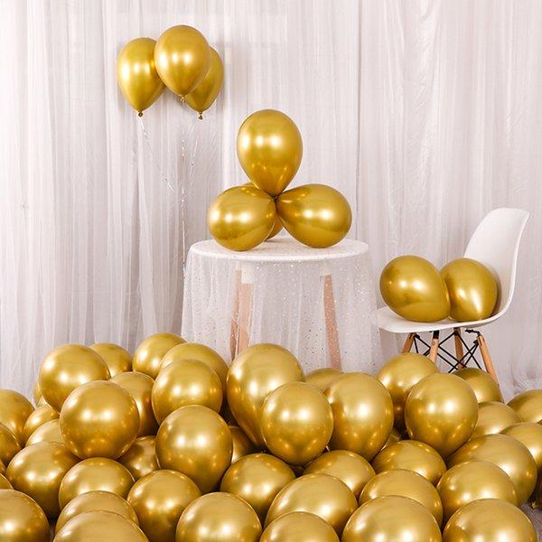 Gold 10pcs