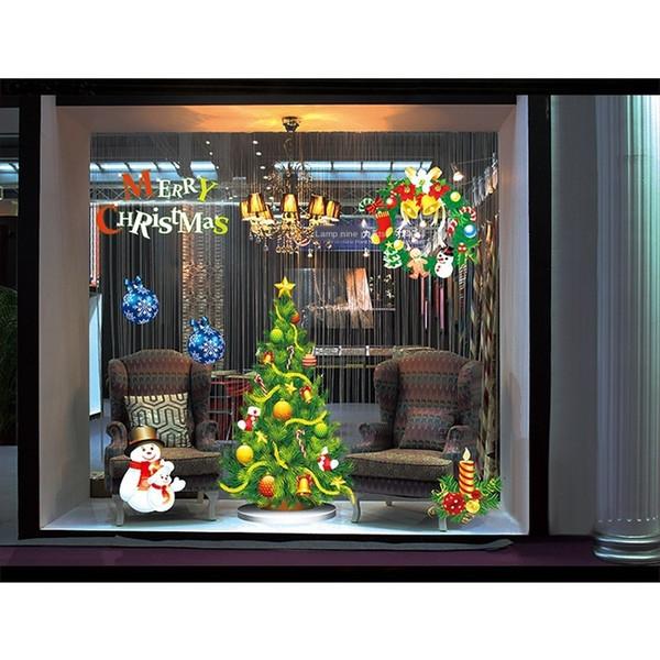 Grande rotolo albero di Natale