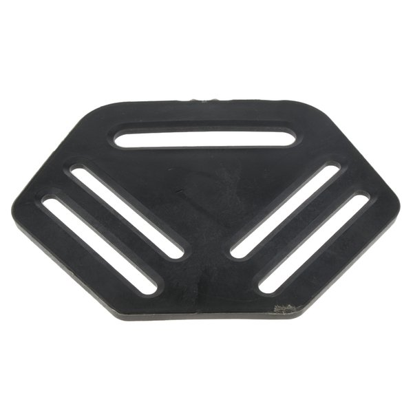 best selling Safety Harness Connection Buckle for 5 Points Connecting Outdoor Rock Climbing Caving Construction Rappelling